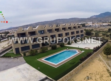 Villa - New Build - El Campello - PUEBLO ACANTILADO