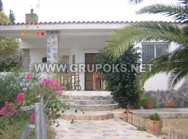 Villa - Resale - Muchamiel - Borratxina