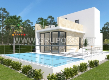 Villa - New Build - Finestrat - Finestat