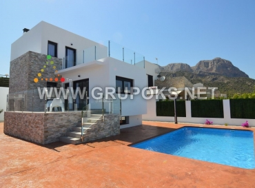 Villa - Resale - Polop - Altos de Polop