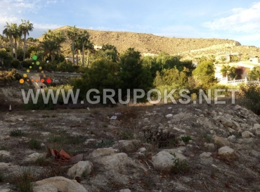 Plot - Resale - El Campello - Coveta Fuma
