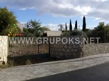 Plot - Resale - El Campello - La Font