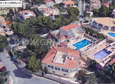 Double villa - Resale - El Campello - Coveta Fuma